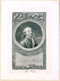 Porträt Moses Wessely (1737-1792)