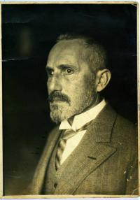 Porträt Prof. Willy Marckwald (1864-1942)